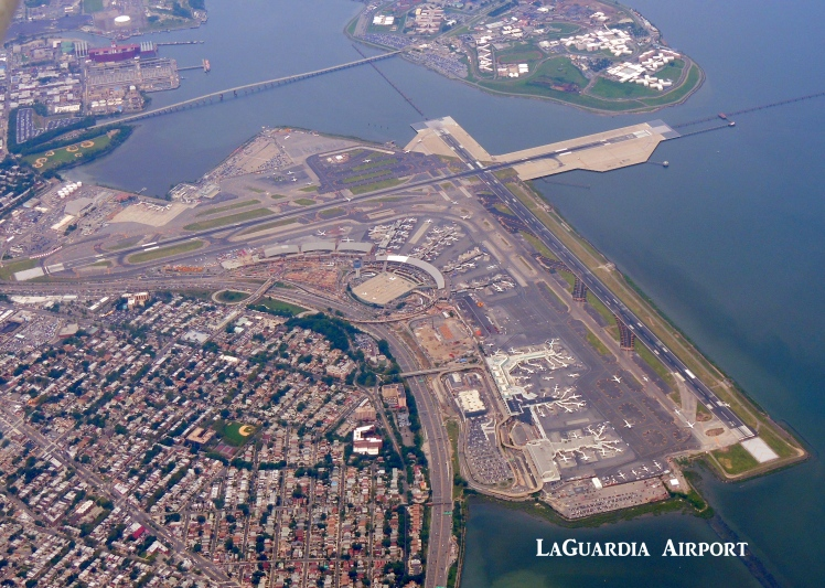 LaGuardia Airport..... New York City