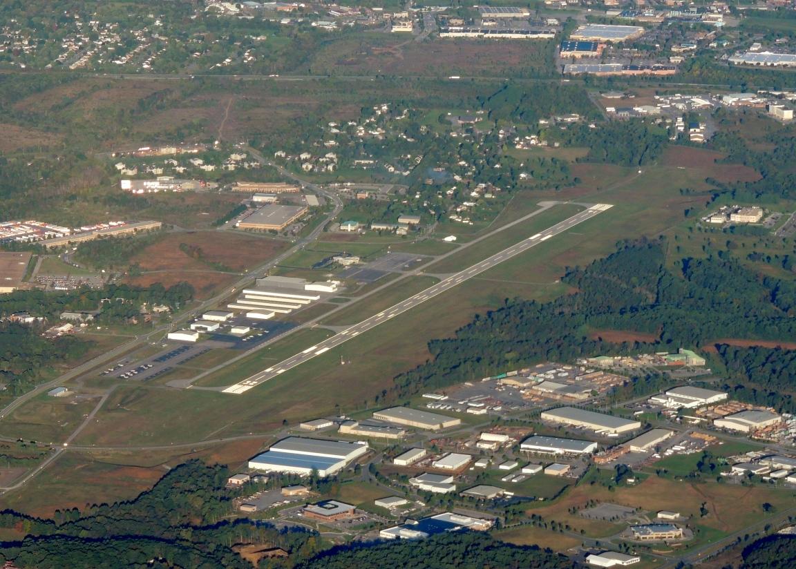 Winchester Regional Airport VA
