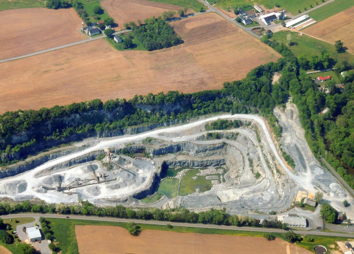 Deep Quarry in PA