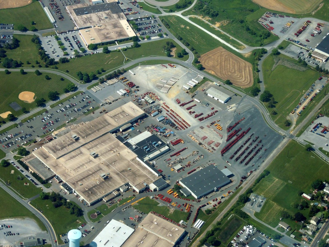 New Holland North American Plant (New Holland PA)
