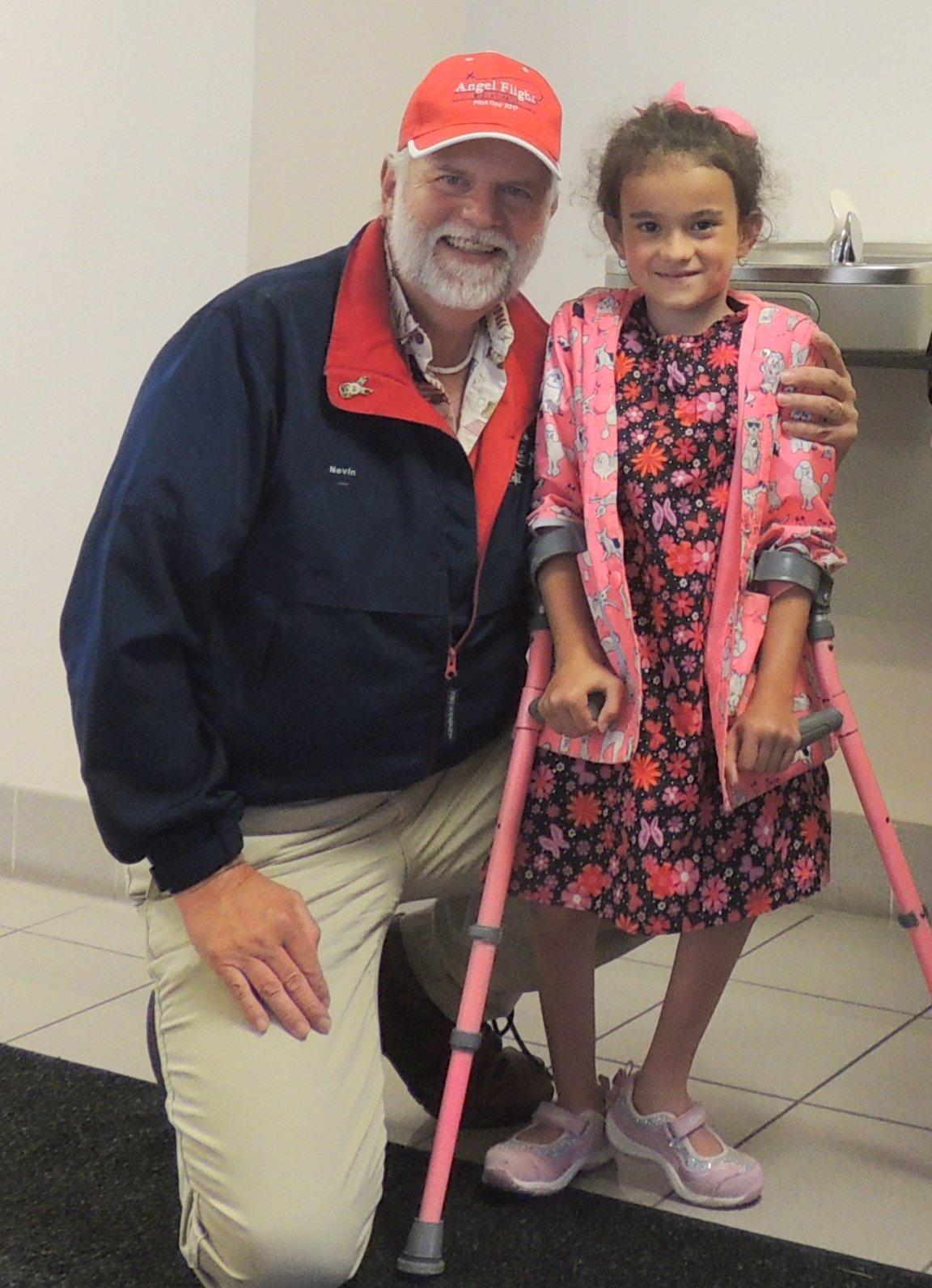 With Kathryn in Lewisburg WVA
