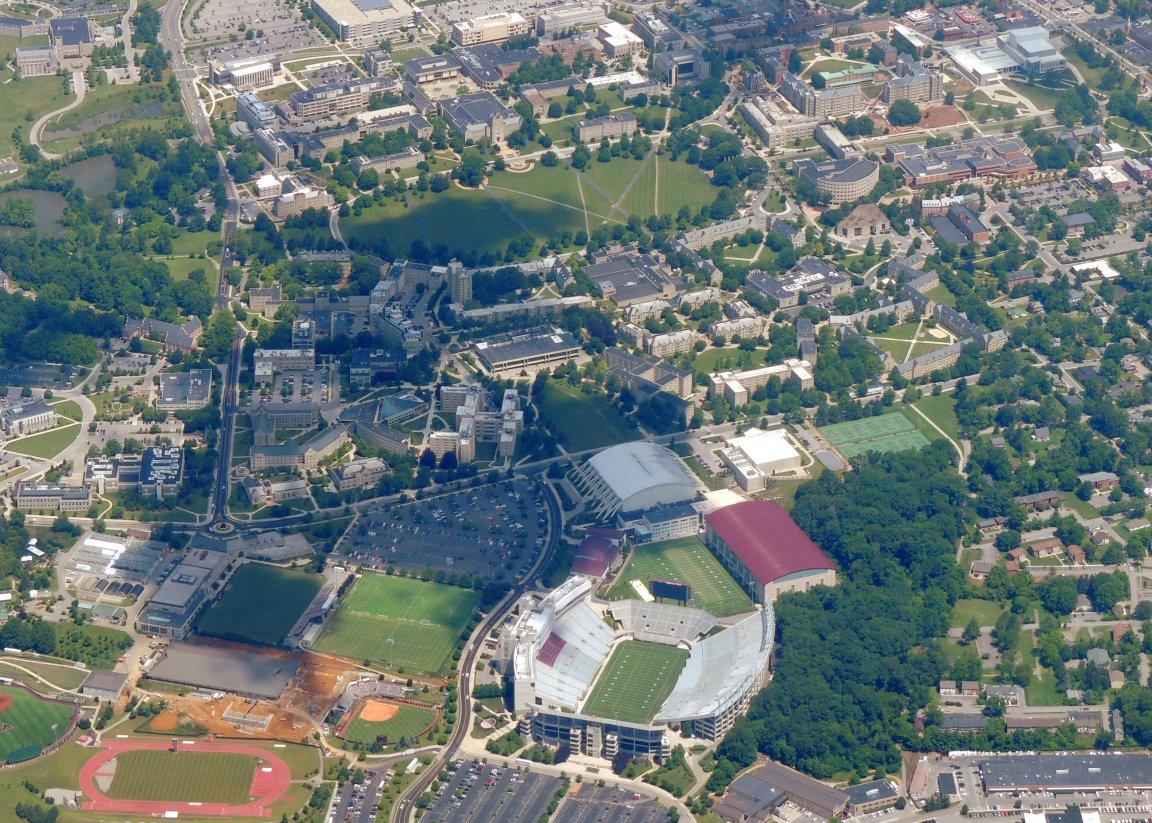 Virginia Tech...... Blacksburg VA