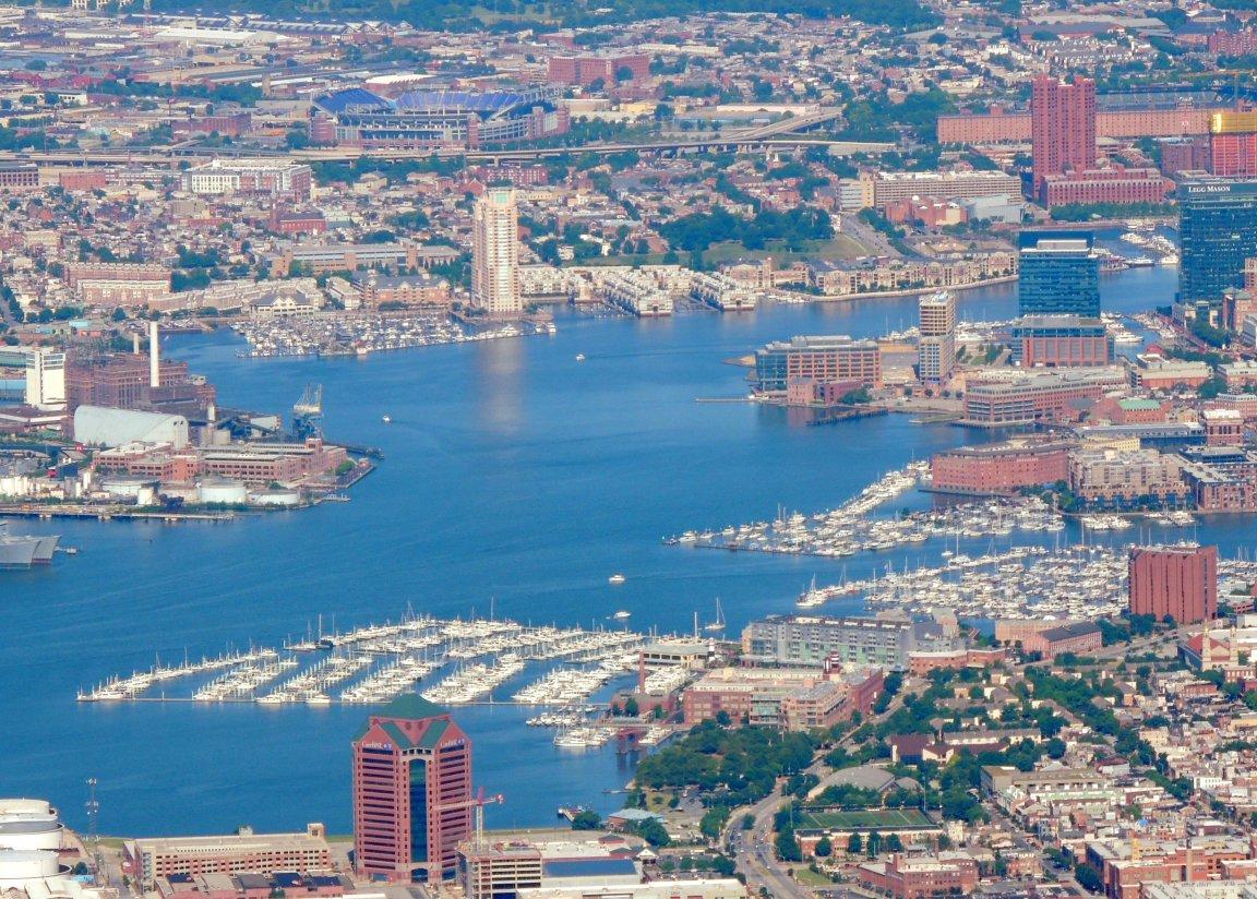 Inner Harbor...... Baltimore Maryland