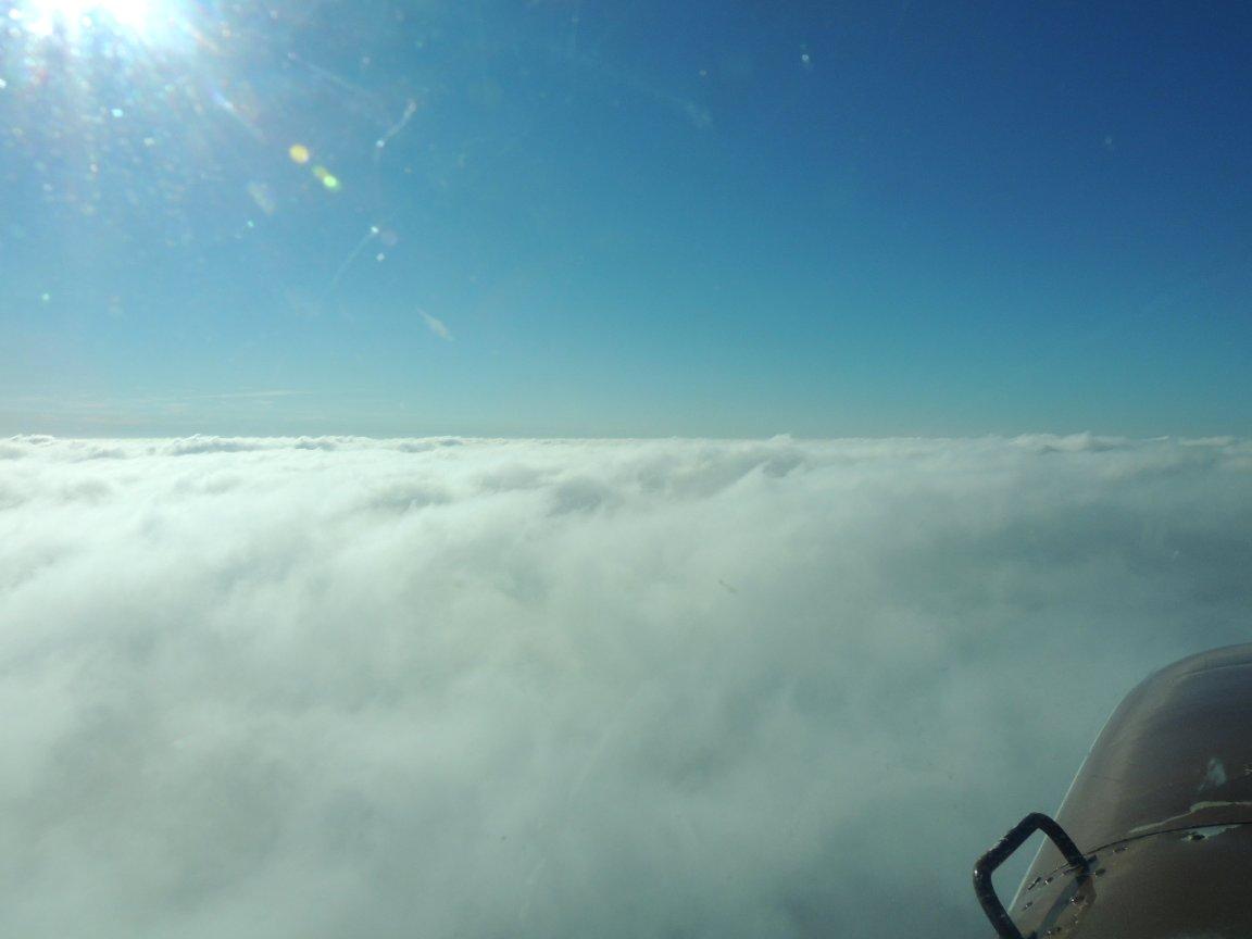 Cloud Surfing !