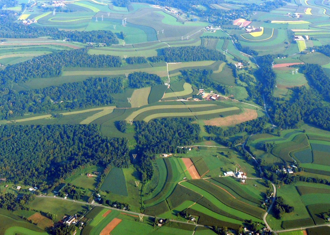 Pennsylvania Farm Fields