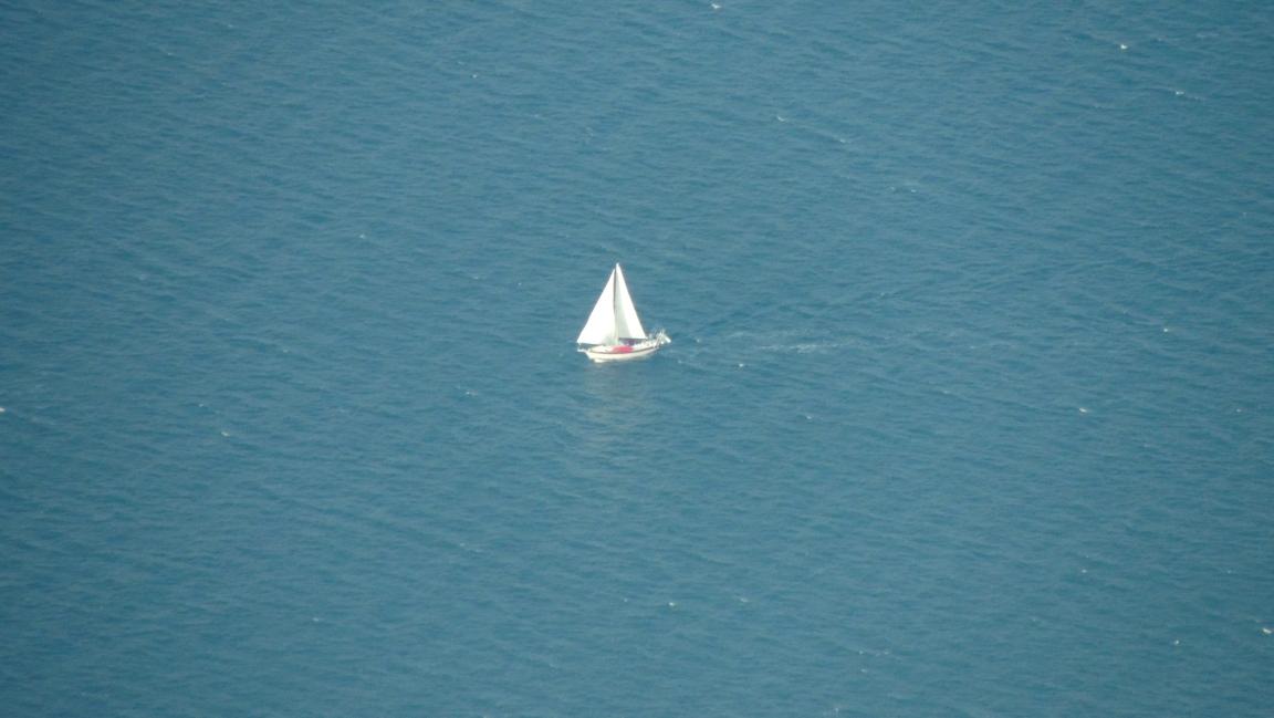 Sailboat on the Chesepeake