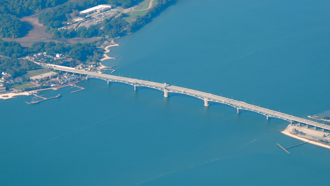 York River Bridge  (Yorktown VA)