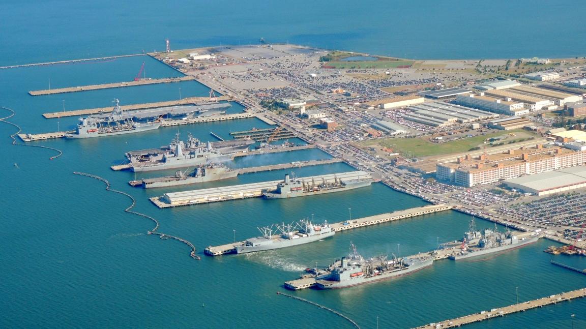 Norfolk Naval Yard